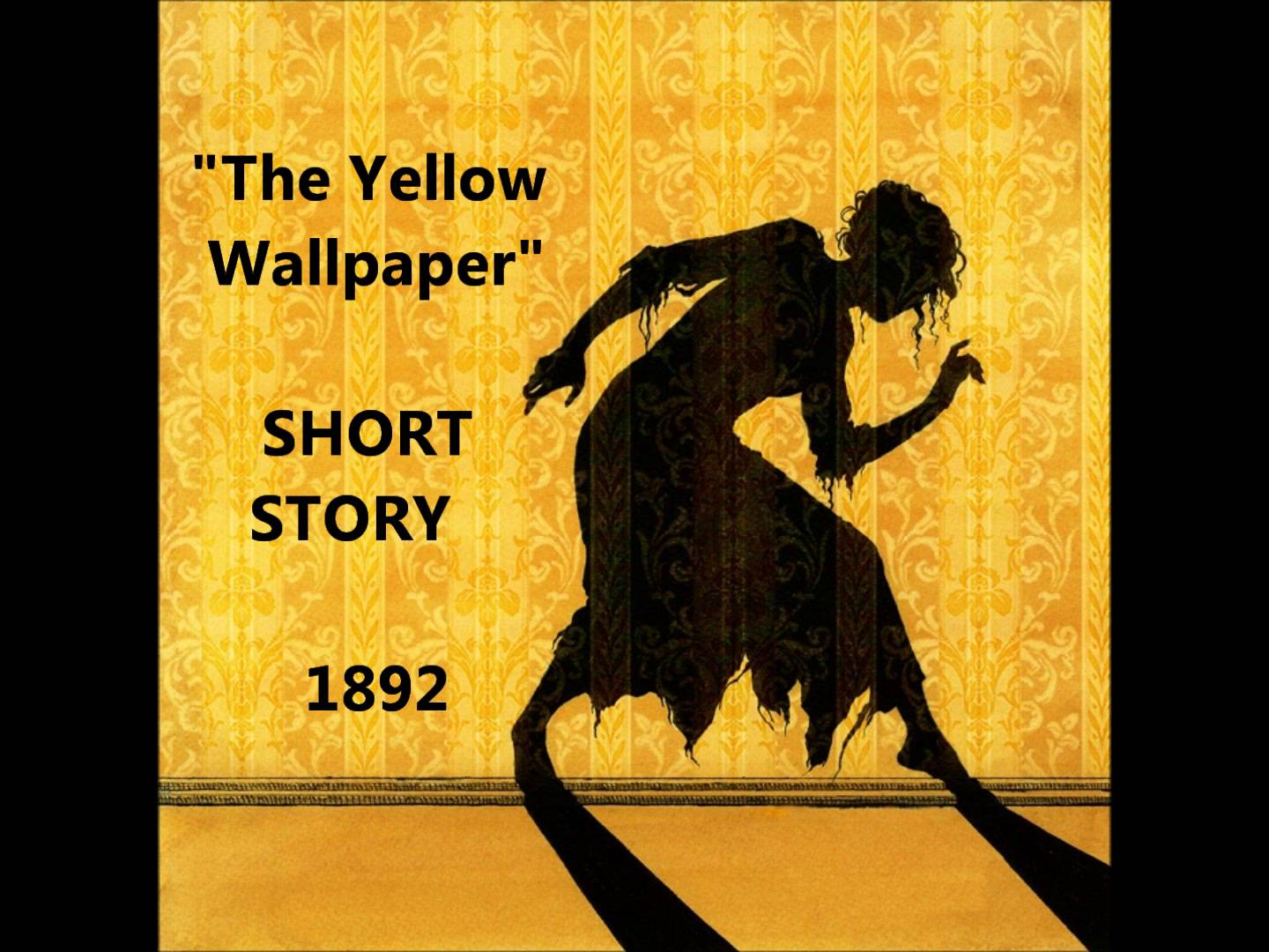 "analyzing the yellow wallpaper essay The yellow wallpaper in the story the yellow wall paper, the narrator is making a statement which is saying that if you are locked up in a house or ""prison"" you are not being allowed to be put to your full potential with society."