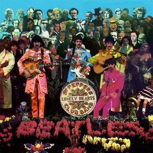 Sgt. Pepper's Lonely Hearts Club Band, Oscar Wilde
