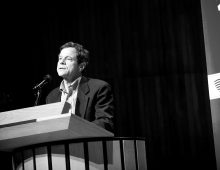 Alan Lightman's Belgrade Lecture: The Intricate Artistry of Scientific Exploration