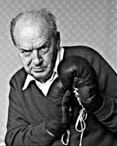 Nabokov's fancy prose style