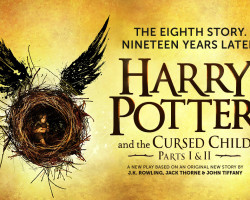 From the Platform 9 3/4 in an Entirely New Direction: Harry Potter and the Cursed Child