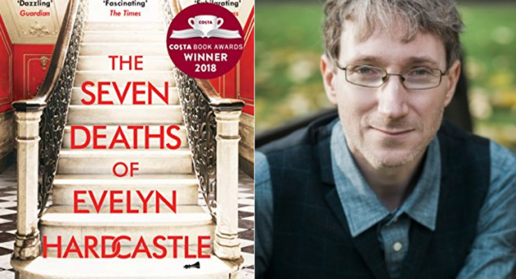 9½ Questions With Stuart Turton about The Seven Deaths of Evelyn Hardcastle